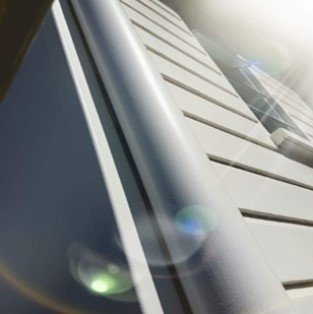 Heat-Reflective exterior