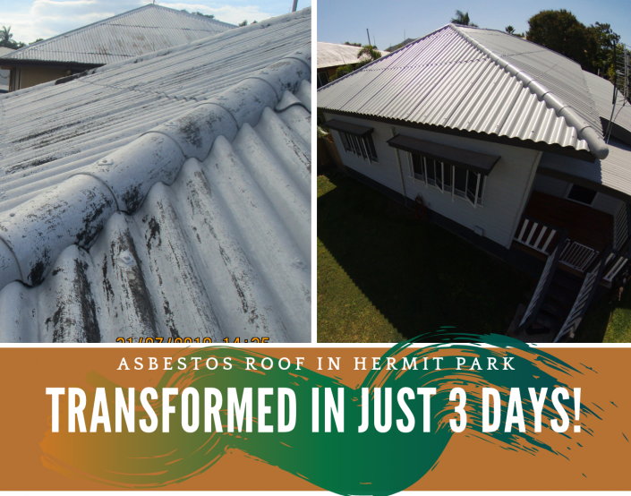 Asbestos Roof Roofguard